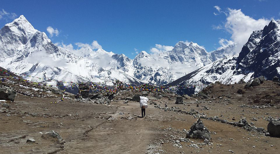 Everest base camp trek Bangalore